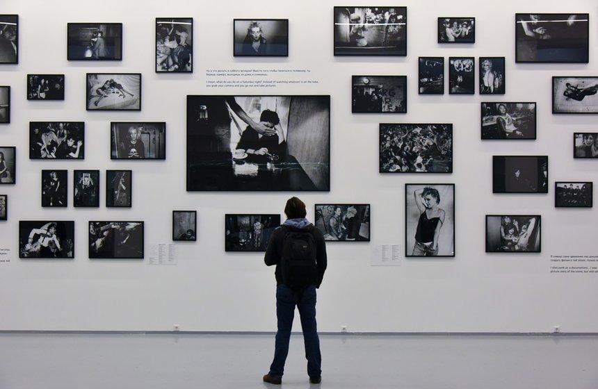 Выставка «Яростная красота: время ижизнь Стэнли Грина»